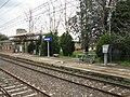 Stazione di Camucia-Banchina binario 3.JPG