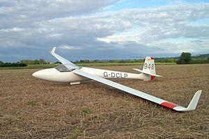 Glasflügel H-201 - Glasflügel H-201 Standard Libelle