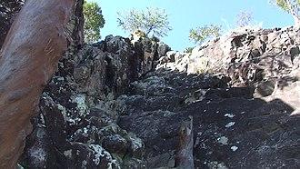 Mount Tibrogargan - Steep Tibrogargan Summit Track