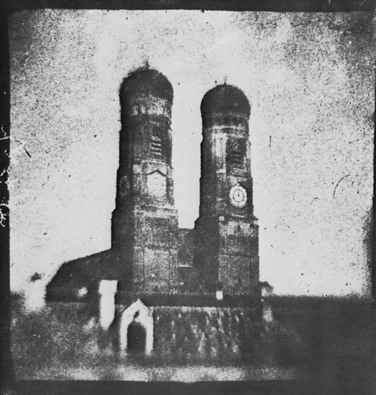 Steinheil und Kobell - Positive Kopie der ersten Photographie Deutschlands (Zeno Fotografie).jpg