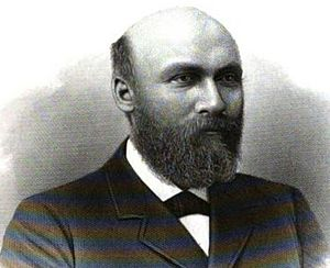 Stephen F. Brown - Stephen F. Brown in 1891