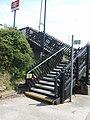 Steps at Hednesford Station - geograph.org.uk - 835957.jpg