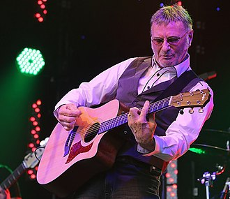 Steve Harley - Steve Harley live at the Concert at the Kings Festival in 2014.