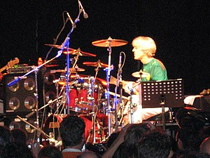Stewart Copeland - Copeland performing in 2006.