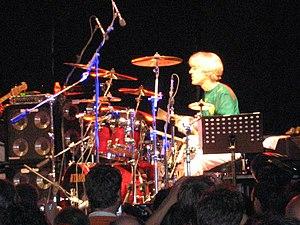 Stewart Copeland - Copeland performing in 2006.