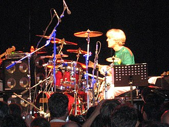 Stewart Copeland - Copeland performing in 2006