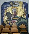 Stockerau Krankenhauskapelle Mosaik.JPG