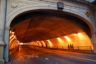 Stockton Street Tunnel - Image: Stockton Street Tunnel, San Francisco (2939103825)