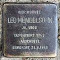 Stolperstein Heinrich-Roller-Str 17 (Prenz) Leo Mendelsohn.jpg