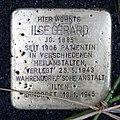 Stolperstein Heydenstr 21 (Schma) Ilse Gerard.jpg