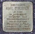 Stolperstein Jahnstr 12 (Britz) Karl Tybussek.jpg