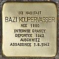 Stolperstein für Bazi Koupervasser (Fontenay-sous-Bois).jpg