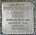 Stolperstein für Bianca Alphandery Armani in Gorizia.jpg