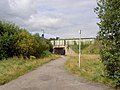 Stoneyford Road bridge over Trans Pennine Trail. - geograph.org.uk - 527846.jpg