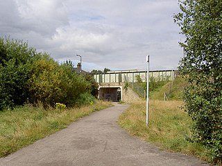 Wombwell Central railway station