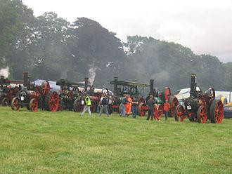 Stradbally - Stradbally steam rally