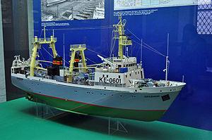 Stralsund, im Meeresmuseum (2013-07-29), by Klugschnacker in Wikipedia (8).JPG