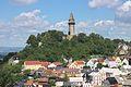 Stramberk castle - View from Kotouc.jpg