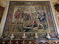 Strasbourg, Palais Rohan, tapisserie dans la bibliothèque (4).JPG