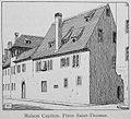 Strasbourg place Saint-Thomas maison Capiton 1902.jpg