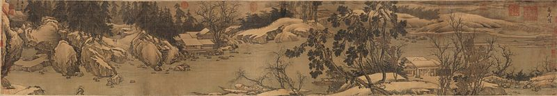 an interpretation of stream and mountains under fresh snow a painting by gao keming Artists are entered by chicago art magazine editors, or users may upload themselves tinc magazine wwwtincmagcom chicago's cutting edge technology scene chicago art machine wwwchicagoartmachinecom.
