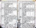 Subačiaus RKB 1827-1830 krikšto metrikų knyga 004.jpg