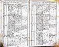 Subačiaus RKB 1839-1848 krikšto metrikų knyga 132.jpg