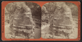 Sugar Loaf Rock, Lower Falls, by George L. Washburn.png