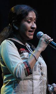 Sujatha Mohan Indian playback singer