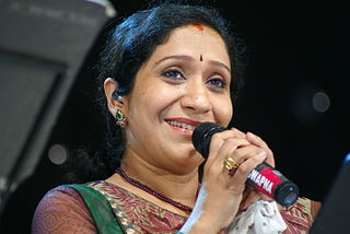Sujatha Mohan Indian playback singer