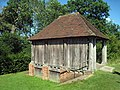 Summerhouse at Sissinghurst Castle - geograph.org.uk - 1387107.jpg