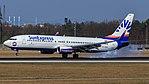 SunExpress Boeing 737-800 (TC-SOB) at Frankfurt Airport.jpg