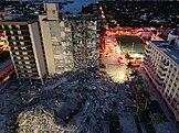 Miami tower collapse