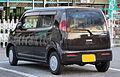 Suzuki MR Wagon X 4WD MF33S ZSF Rear.JPG