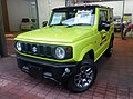 Suzuki jimny XC (3BA-JB64W-JXCU-J) front.jpg