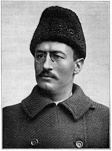 Sven Hedin in McClure's Magazine December 1897.jpg
