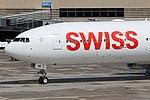 Swiss International Air Lines Boeing 777-3DE-ER HB-JNB (26630621493).jpg