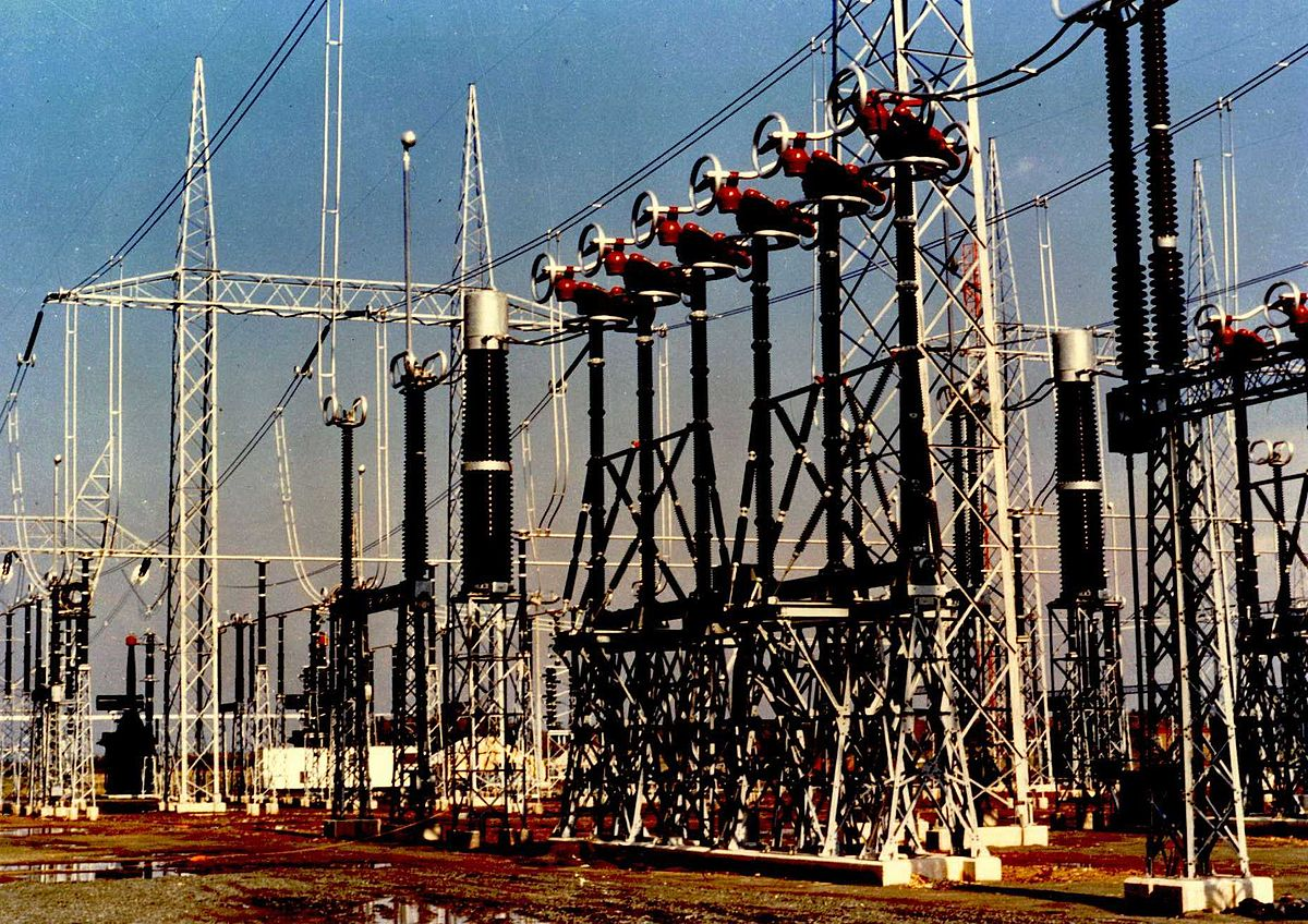 Switchgear wikipedia for Electrical substation pdf