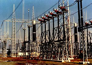 Switchgear - High voltage switchgear