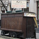 Syd's coffee stall