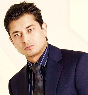 Syed Ahmed (businessman) - Ahmed in 2007