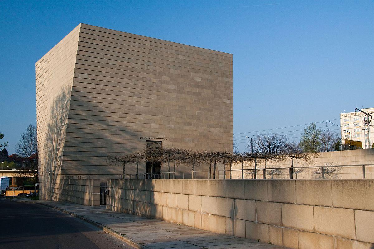 Neue synagoge dresden wikipedia - Neue architektur ...