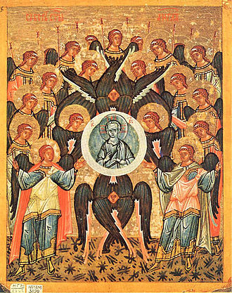 November 8 (Eastern Orthodox liturgics) - Image: Synaxis of Archangel Michael