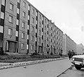 Tóvárosi (Münnich Ferenc) lakónegyed, Horvát István utca a Balatoni utca felé. Fortepan 21438.jpg