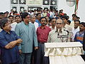 Tapan Kumar Ganguly Delivers Speech - Maritime Centre Inauguration - Science City - Kolkata 2003-10-17 00447.JPG