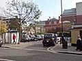 Taxi Drivers' Rest Area, Regency Street, SW1 - geograph.org.uk - 573510.jpg