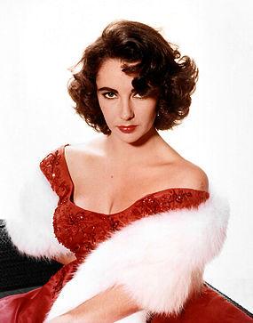 Elizabeth Taylor vuonna 1964.