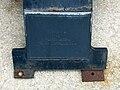 Temple VI Foundry Mark.JPG