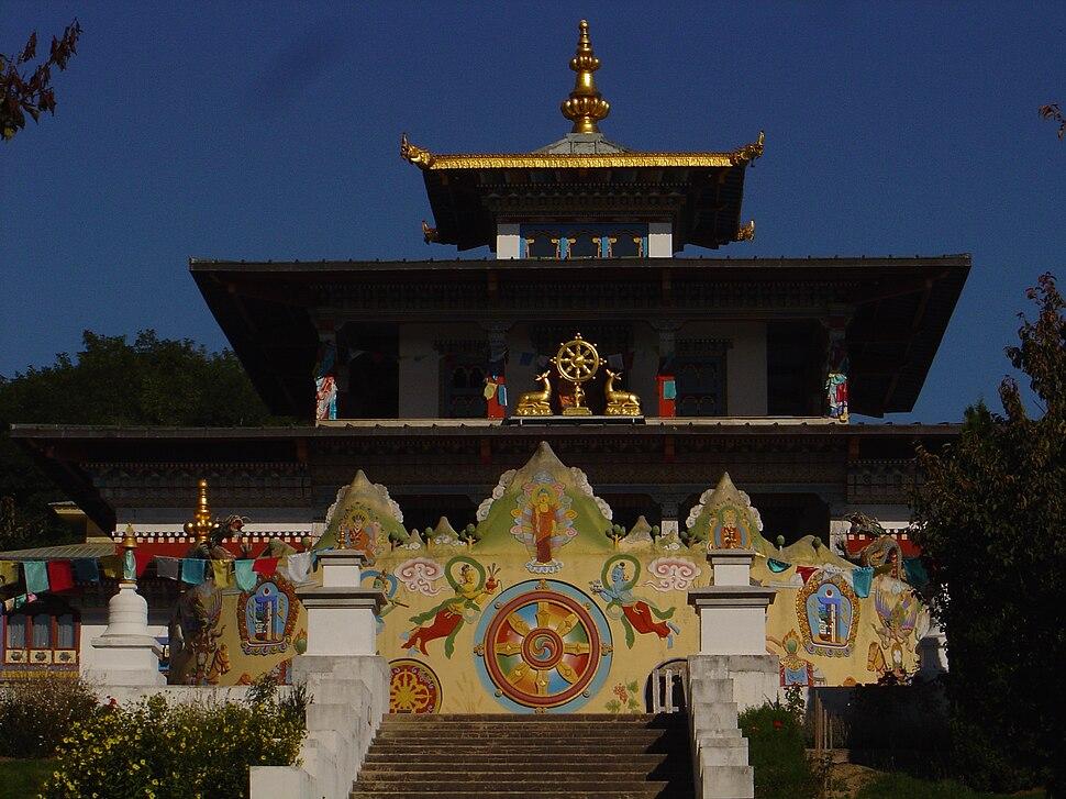 Temple des 1000 Boudhas 2
