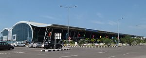 Trivandrum International Airport - Trivandrum International airport Terminal 2